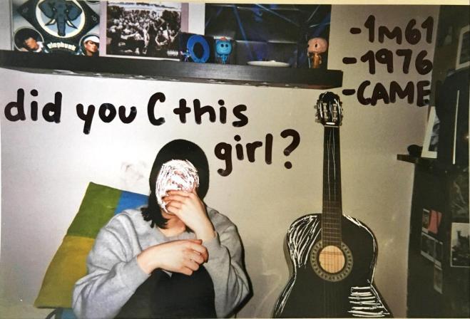 this guitar girl