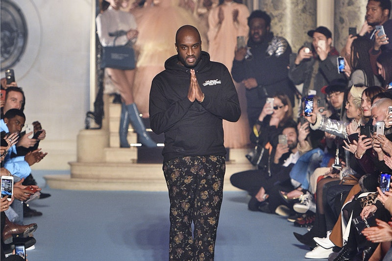 Conversations with a fashion design student: Virgil Abloh named new head designer for LV menswear